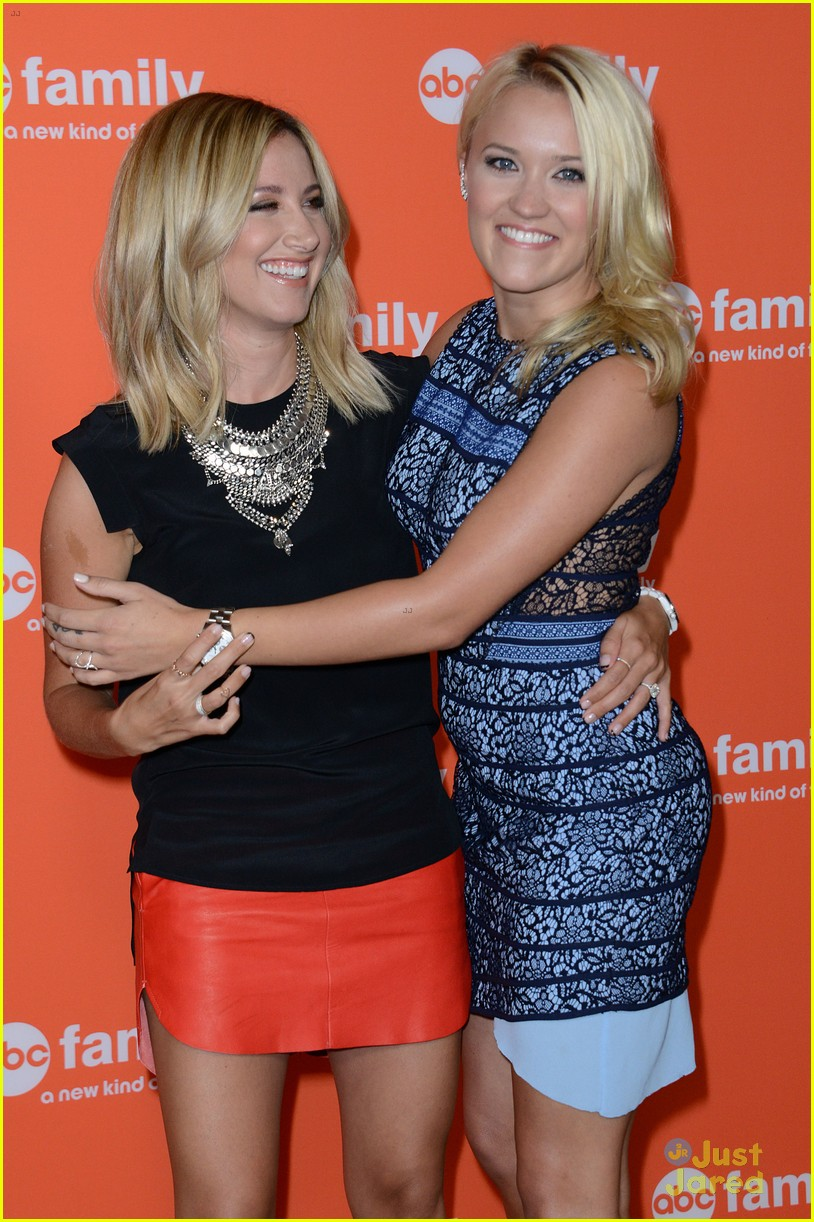 Emily Osment and ashley tisdale
