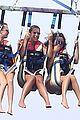 Gomez-parasail selena gomez jetskis parasailing 22nd bday 05