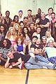 Hair-pics sarah hyland jenna ushkowitz hair rehearsal pics 01