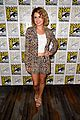 Rose-ccpress rose mciver david anders izombie press line sdcc 07