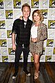 Rose-ccpress rose mciver david anders izombie press line sdcc 14