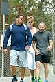 Bieber-box justin bieber boxing skills hike with friends 13