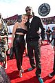 Cyrus-vmas miley cyrus bares midriff at mtv vmas 2014 09