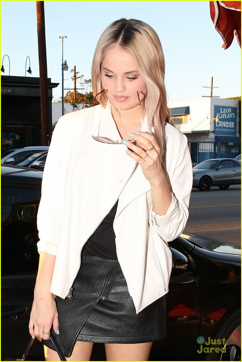 debby ryan joshua dun little door date 01