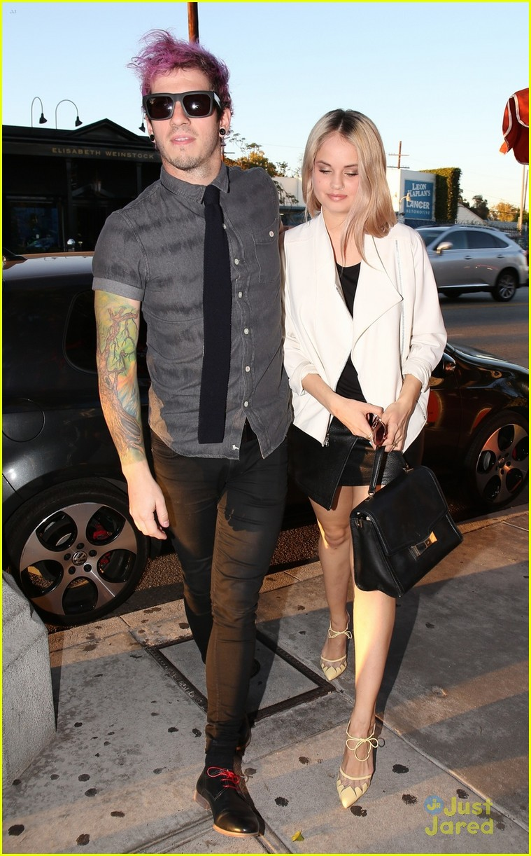 debby ryan joshua dun little door date 05