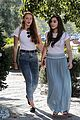 Hailee-soph hailee steinfeld sophie turner hold hands girls day 09