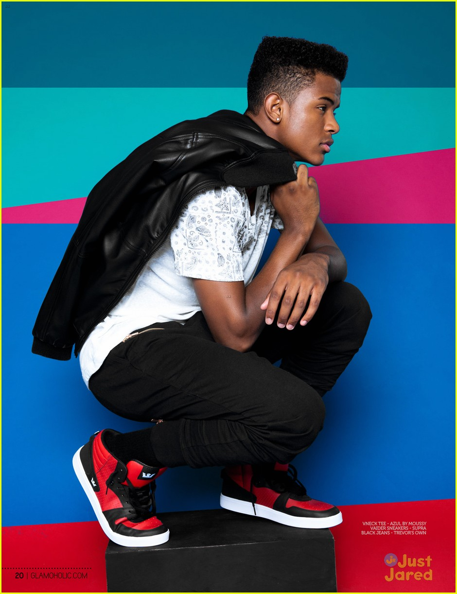 Trevor Jackson Describ...