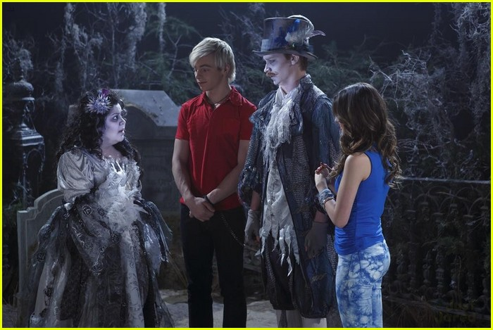 austin ally scare fest excl clip 01