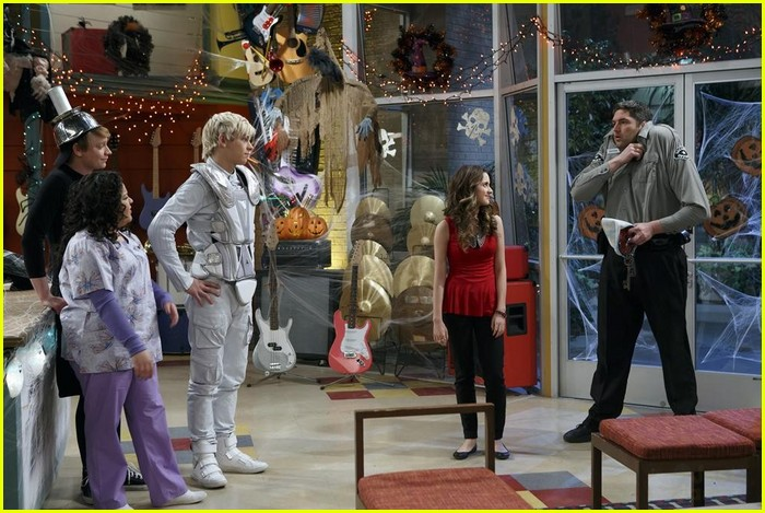 austin ally scare fest excl clip 08