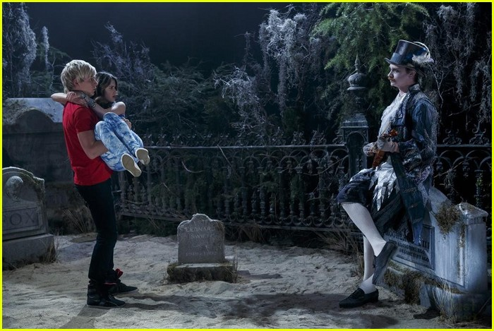 austin ally scare fest excl clip 13