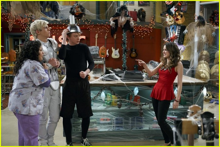 austin ally scare fest excl clip 14