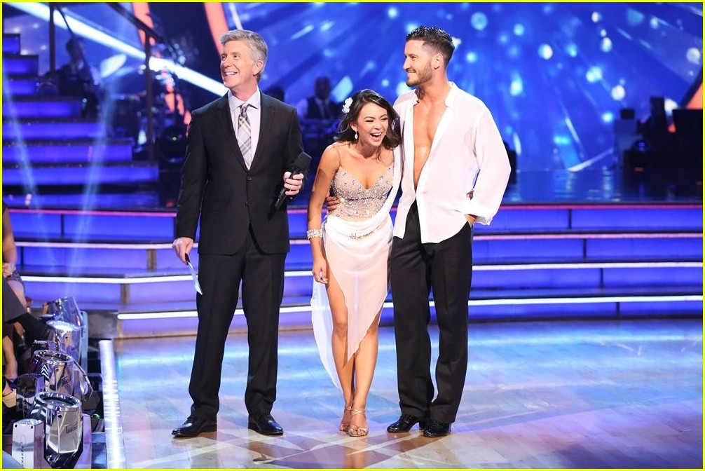 janel and val dwts dating Dwts val and janel dating janel parrish and valentin chmerkovskiy kiss on ' dancing with the stars', rumored to be dating.