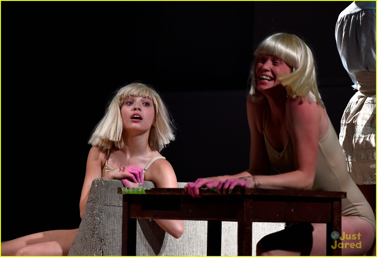 Full Sized Photo of sia we can survive concert 2014 13 : Maddie Ziegler Dances for Sia at We Can ...
