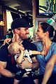 Stephen-wifebday stephen amell celebrates wife cassandras birthday daughter mavi 03