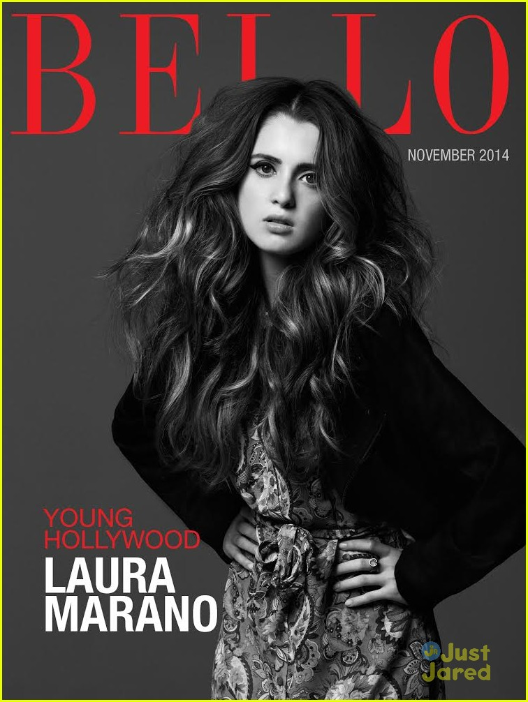 laura marano bello nov 2014 cover 02