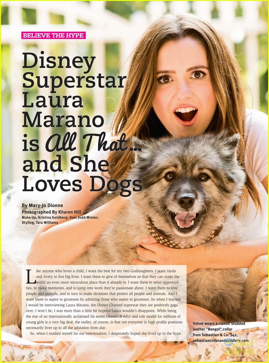 laura marano dog violet magazine 01