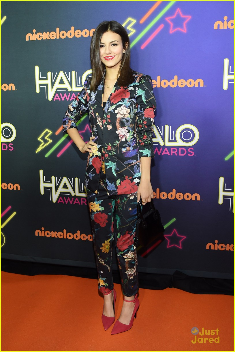 victoria justice leon matt reunion 2014 halo awards 08