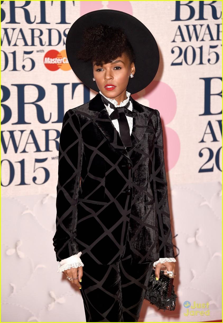ellie goulding janelle monae brit awards 2015 20