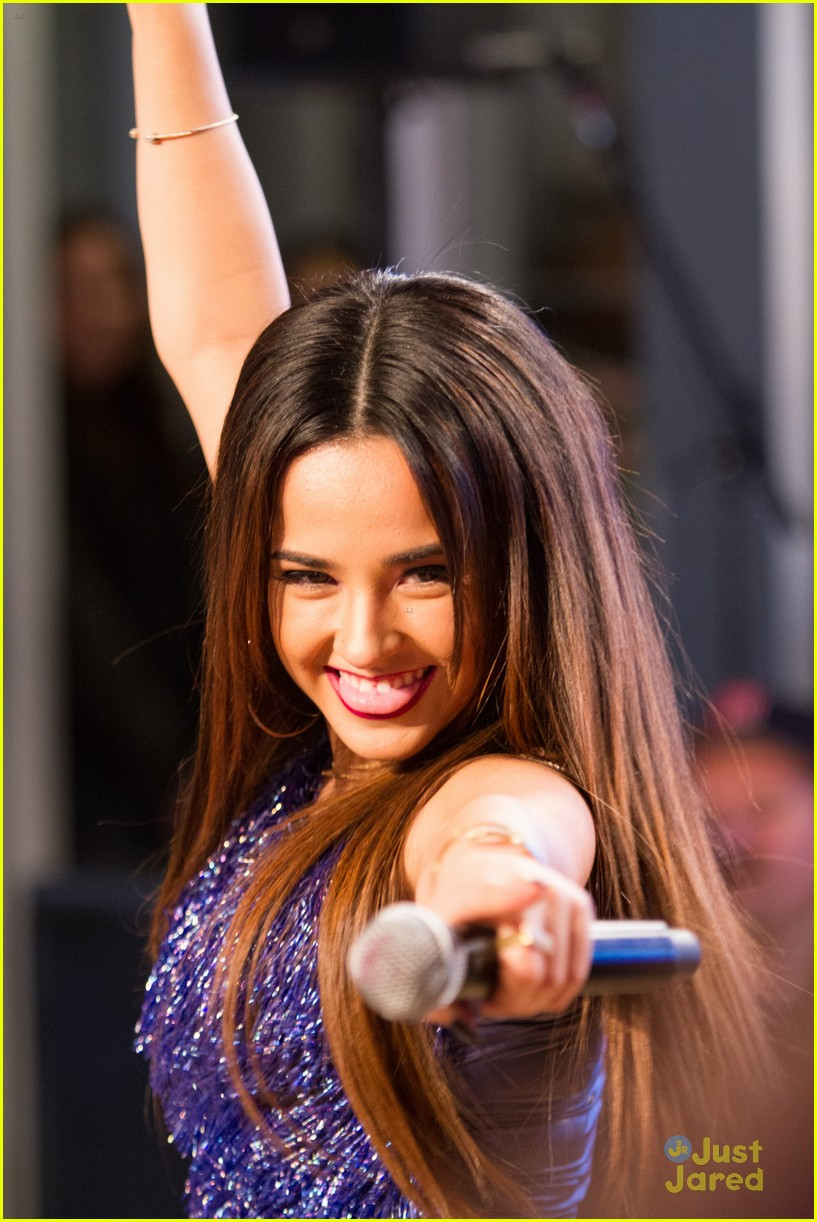 Becky G Kicks Off 'On The Road To RDMAs' Live Tour in New York City! | Photo 786834 - Photo Gallery | Just Jared Jr.