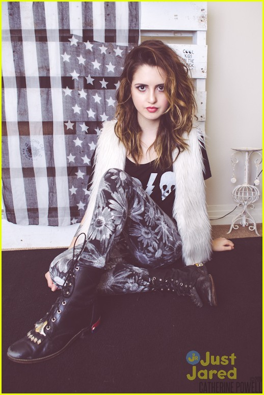 laura marano nkd mag march issue 01