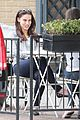 Lowndes-lunch jessica lowndes went blonde for hawaii 50 02