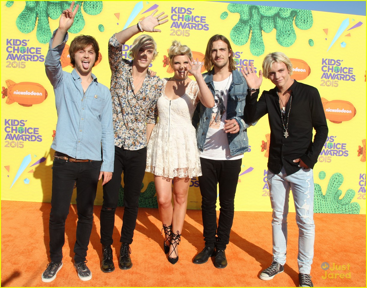 ross lynch raini rodriguez 2015 kcas r5 rico 11