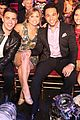 Dwts-roshon roshon fegan chelsie hightower celebs dwts 10th celebration pics 02