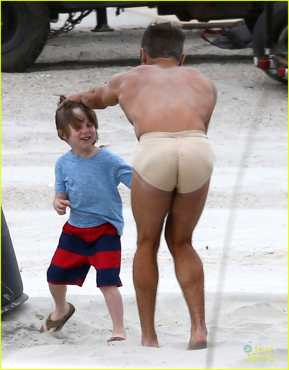 Zac Efron Butt 105