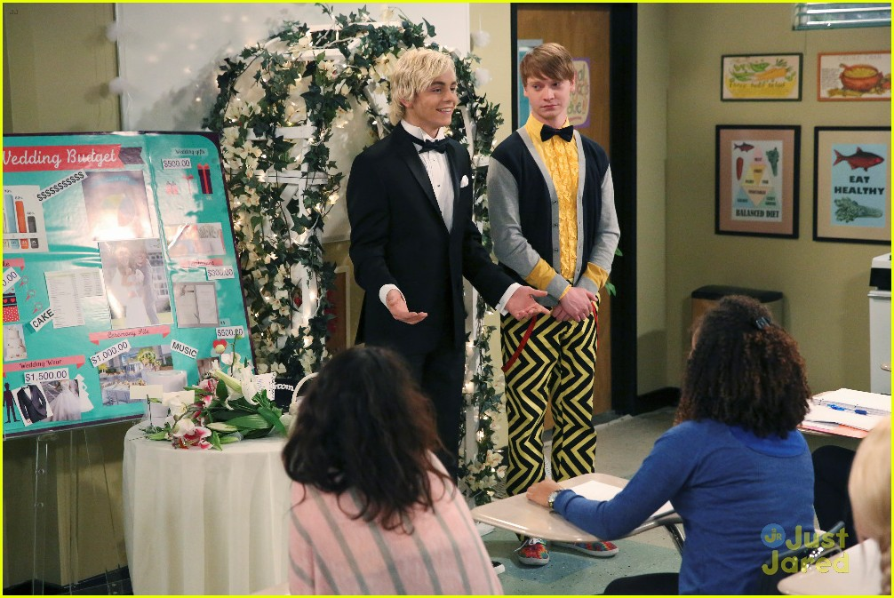 austin ally wedding bells wacky birds 08