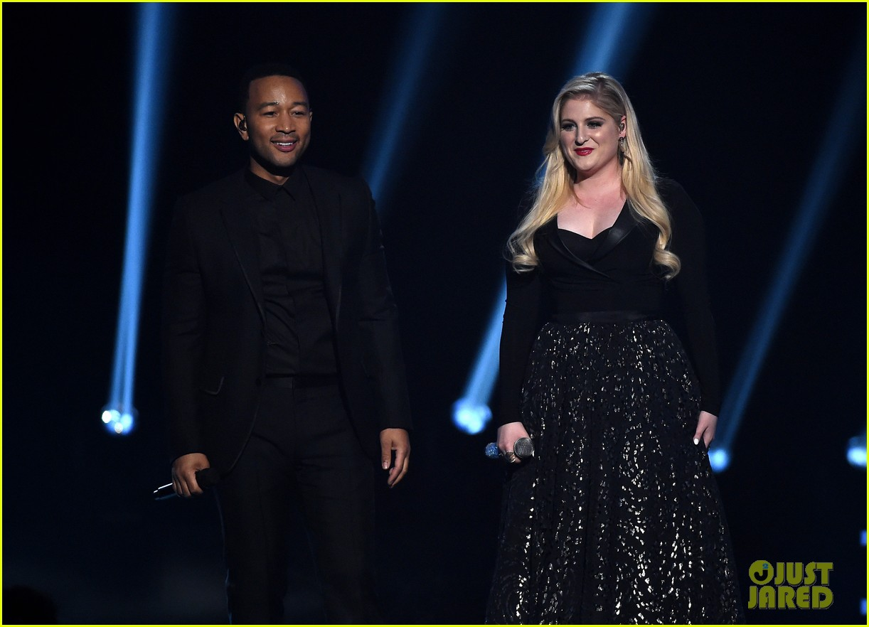John legend and meghan trainor dating history