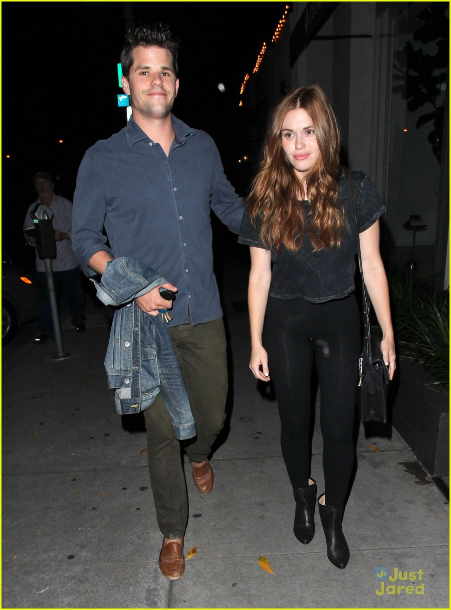 max carver and holland roden relationship problems