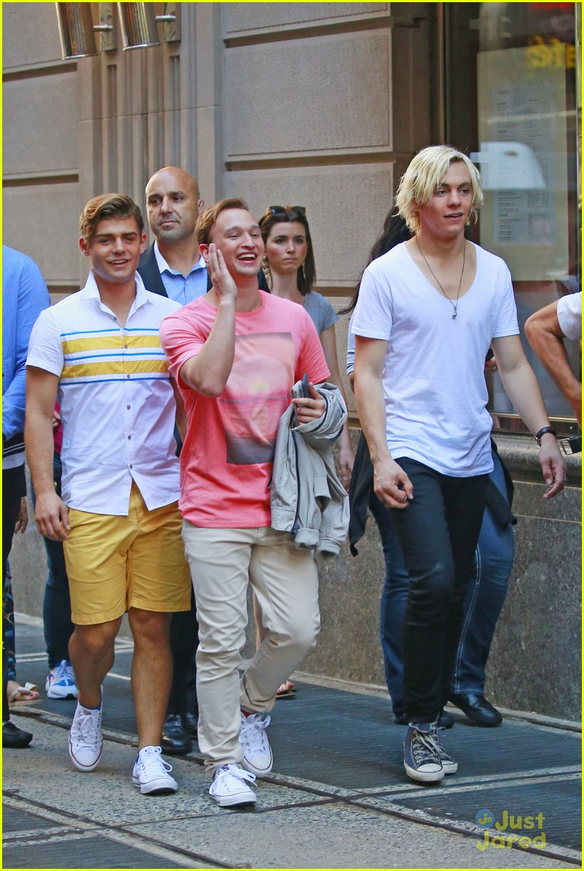 ross lynch ross butler squad goals tb2 nyc 03