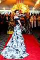 Rossum-herrera1 emmy rossum makes carolina herrera proud at new york botanical garden ball 01