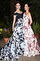 Rossum-herrera1 emmy rossum makes carolina herrera proud at new york botanical garden ball 02