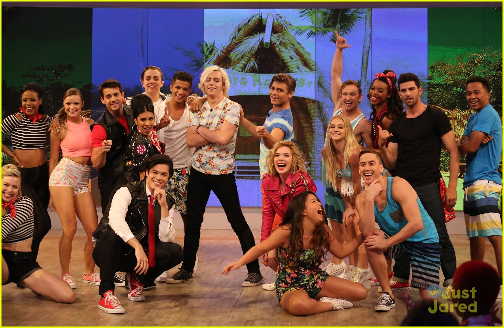teen beach 2 cast the view appearance 01