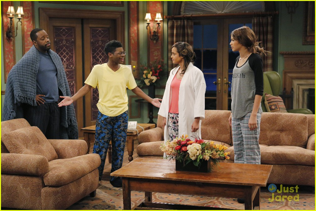 The Cooper Family Just Cant Escape Missions On KC Undercover