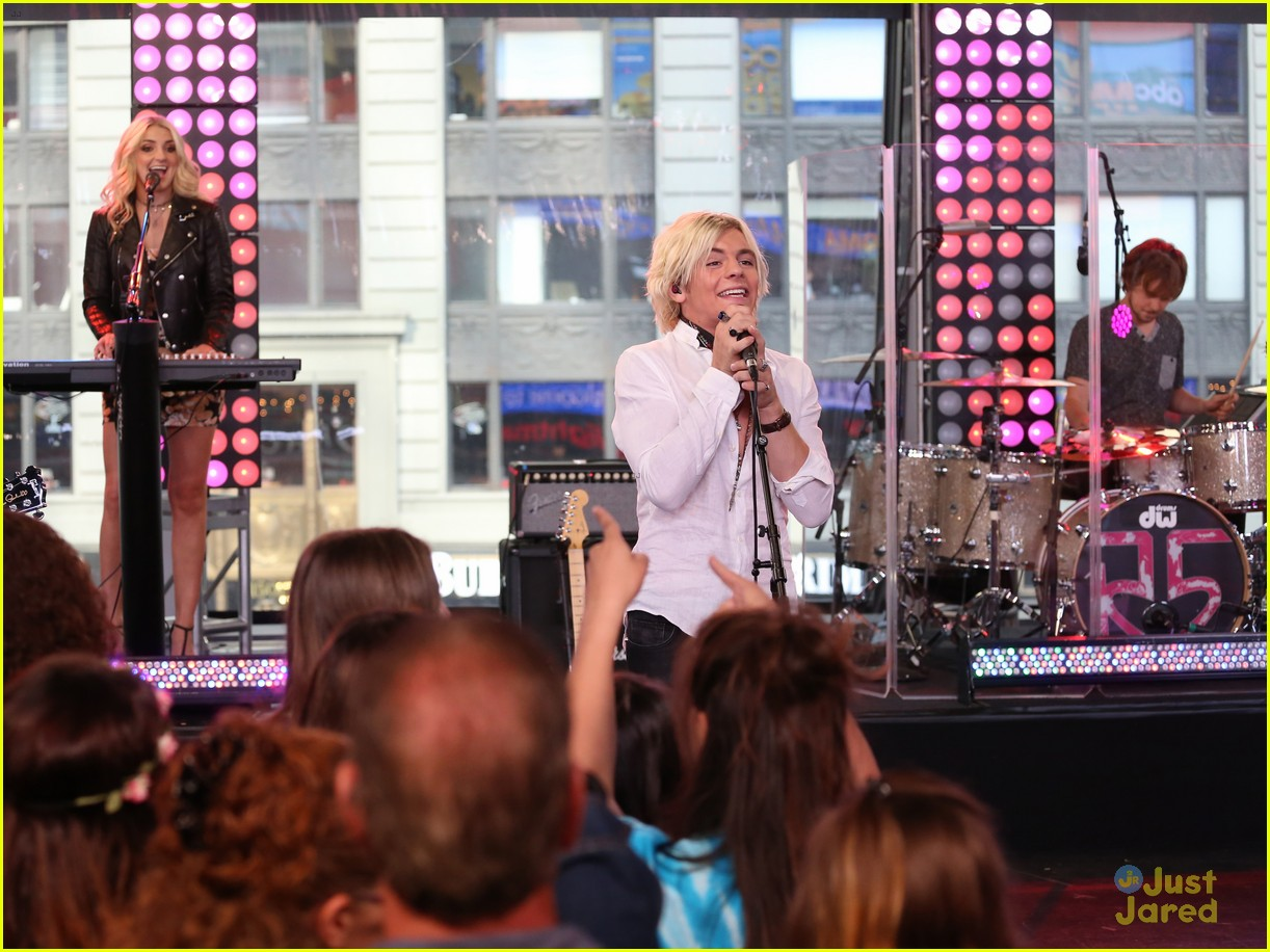 r5 all night good morning america 08