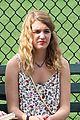 Sophie-derek sophie nelisse derek jacobi history of love nyc filming 02