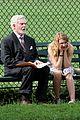 Sophie-derek sophie nelisse derek jacobi history of love nyc filming 05