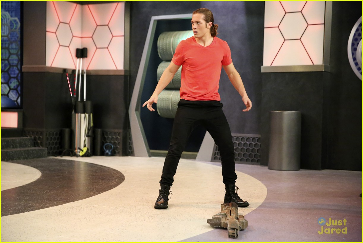 Billy Unger Lab Rats Bionic Island