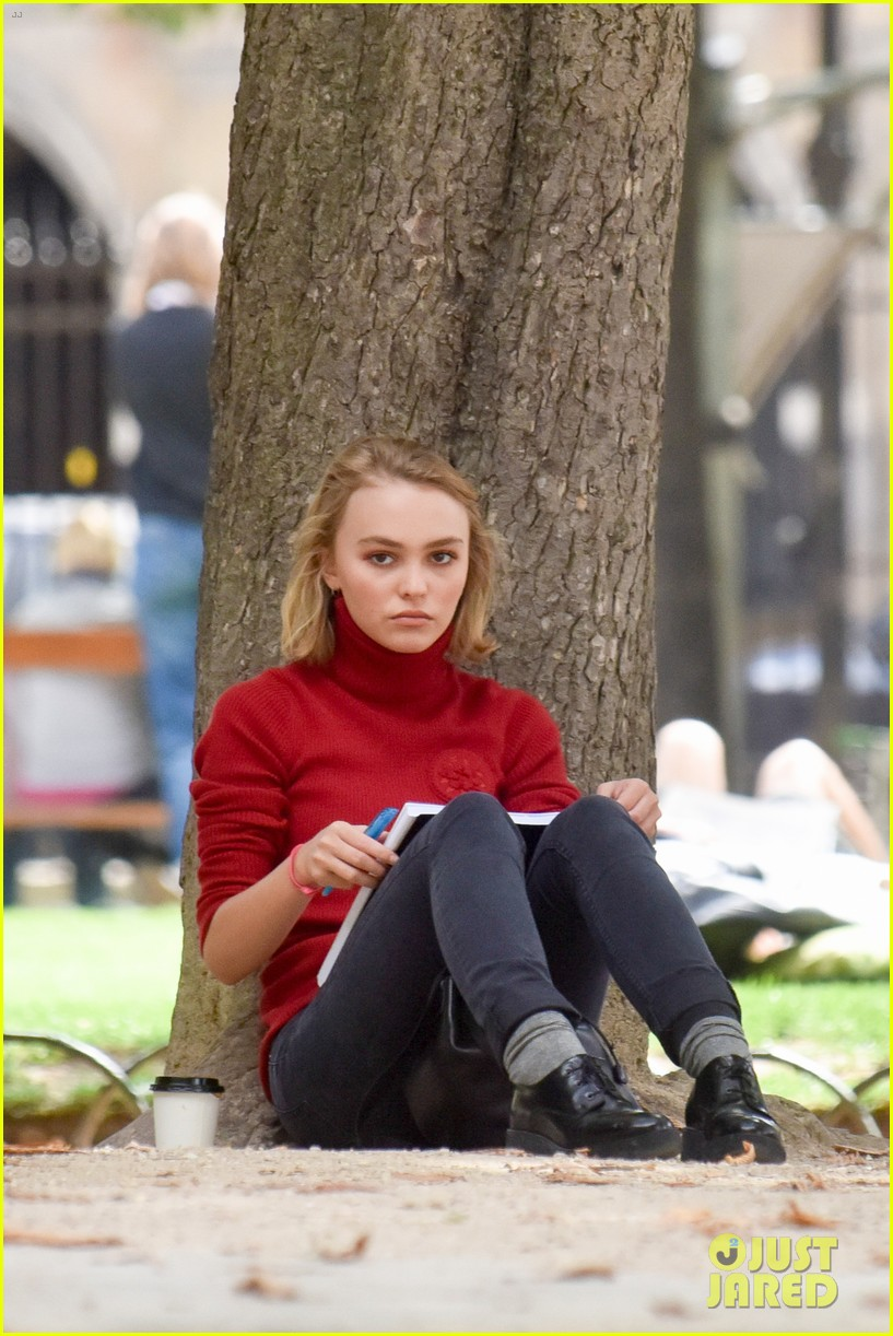 Lily-Rose Depp Takes Paris with Miley Cyrus' Rumored ...
