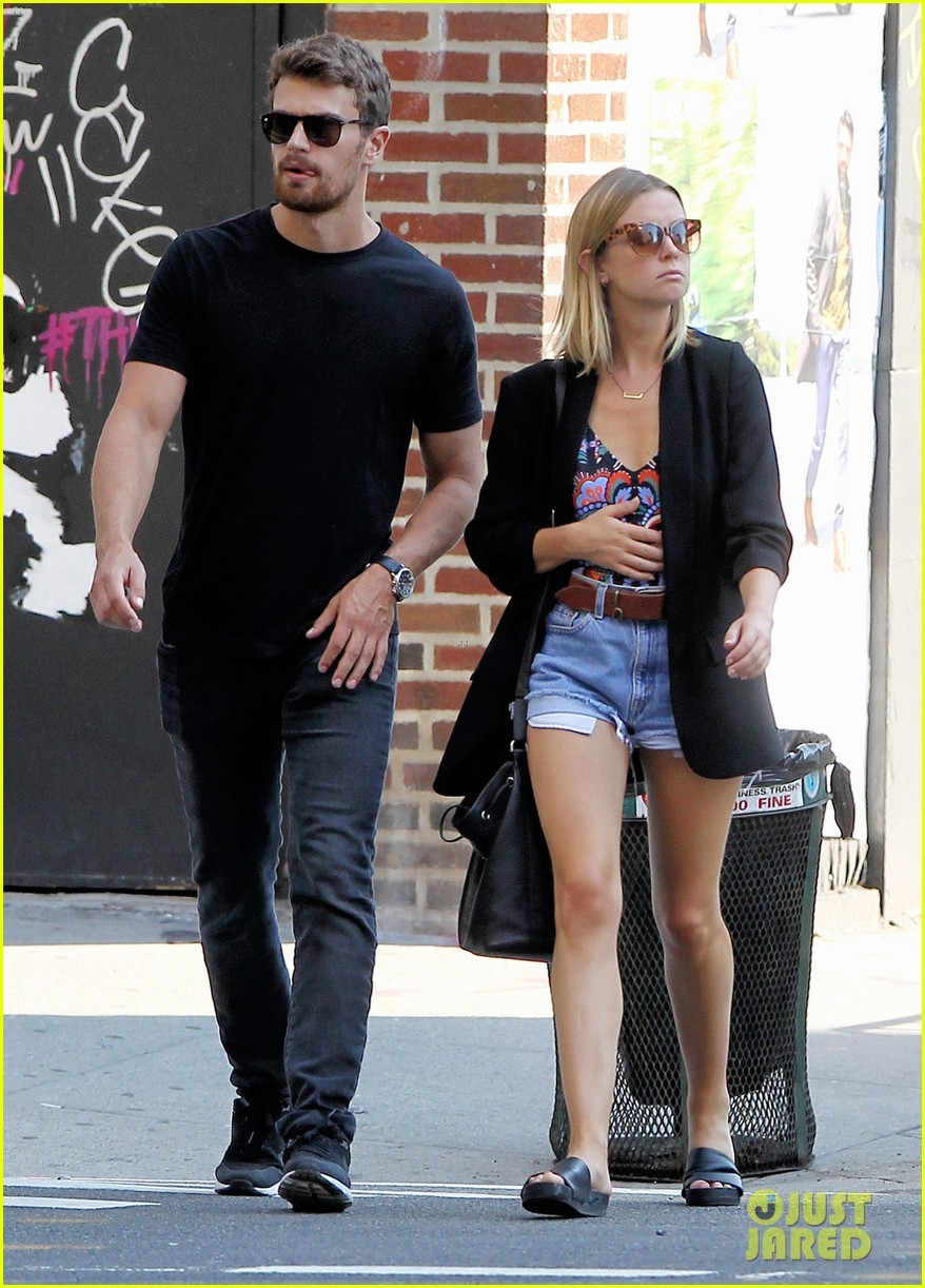 theo james and ruth kearney relationship problems