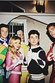 Holt-rangers olivia holt austin north bradley steven perry power rangers halloween 01