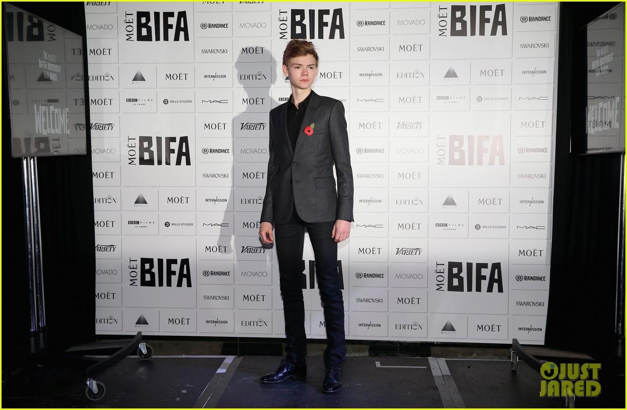 EVENT 3 ✝ Burns Night Thomas-brodie-sangster-announces-british-independent-film-awards-04