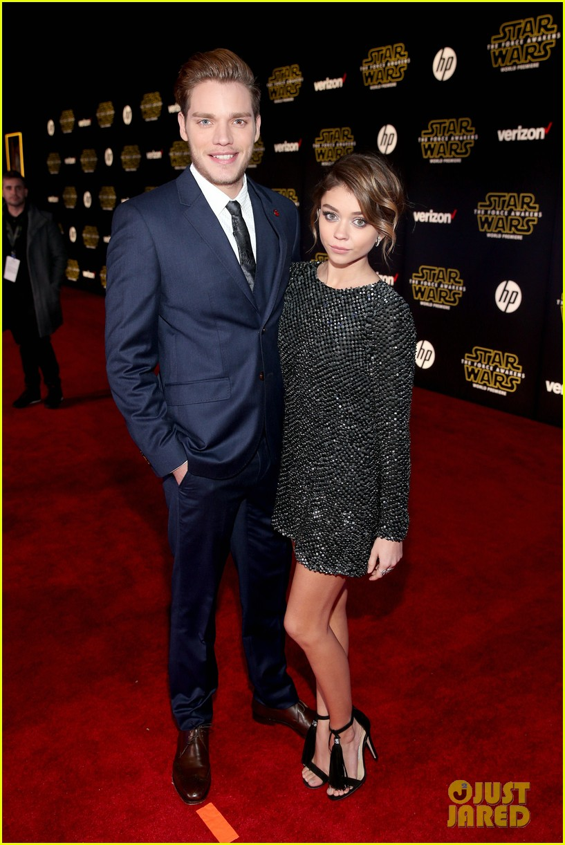 sarah hyland dominic sherwood shadowhunters star wars premiere 33