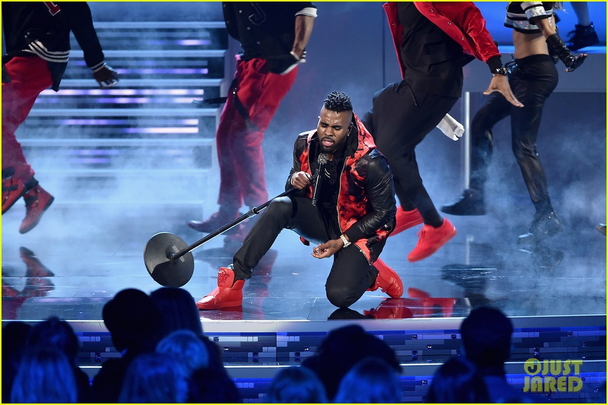 jason derulo performance peoples choice awards 2016 20