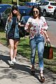 Hudgens-ashley vanessa hudgens hangs out with ashley tisdale 15