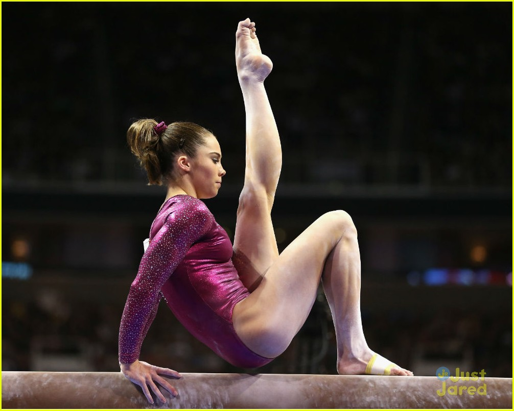 how to become an elite gymnast