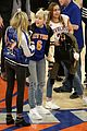 Miley-game miley cyrus knicks game brandi courtside 03