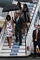 Obama-cuba president obama family arrive in cuba 05